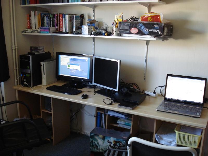 My New Desk Setup Htbaa Blogs