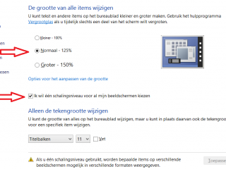 Windows 8.1 screensize fix